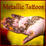 Metallic_Tattoos_klein_Magic_Triangles_Esoterik